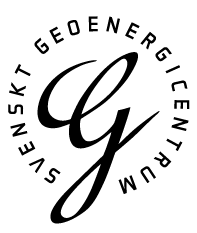 Logotyp för Svenskt Geoenergicentrum