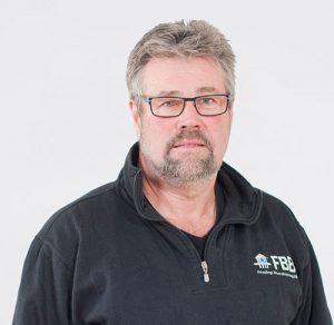Porträtt av Jonny Pettersson, Senior advisor på FBB