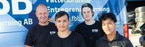Möt Nikojan och Besmallah hos FBB Finspångs Brunnsborrning